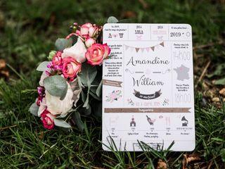 Le mariage de Amandine et William 2