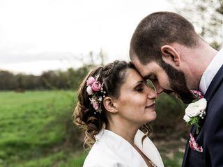 Le mariage de Amandine et William