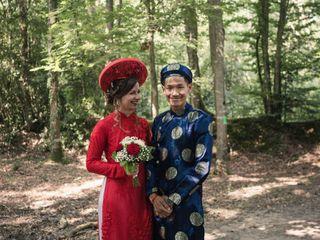 Le mariage de Thien et Manon