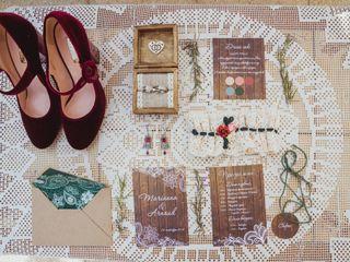 Le mariage de Marianna et Arneau 3