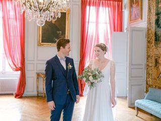 Le mariage de Mariane et Tim