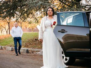 Le mariage de Antoinette  et Frédéric  1
