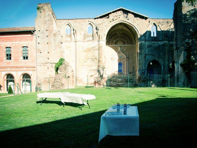 Le mariage de Christophe et Essia à Labarthe-sur-Lèze, Haute-Garonne 10