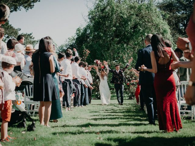 Le mariage de Michael et Laure à Saint-Cyr-la-Rosière, Orne 1