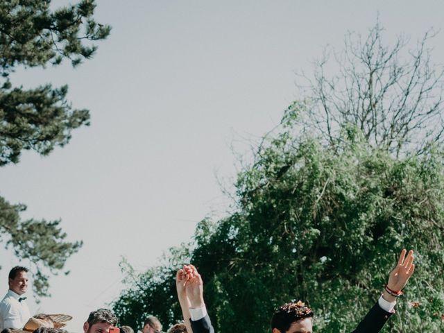 Le mariage de Michael et Laure à Saint-Cyr-la-Rosière, Orne 7
