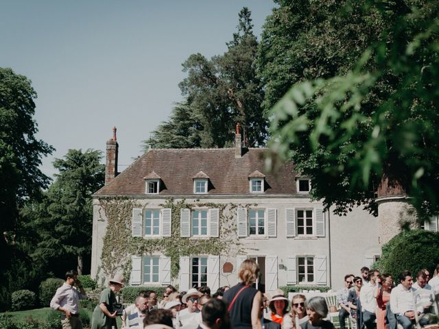Le mariage de Michael et Laure à Saint-Cyr-la-Rosière, Orne 10