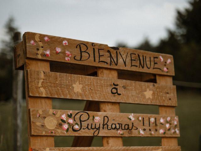 Le mariage de Vincent et Stéphanie à Banon, Alpes-de-Haute-Provence 4