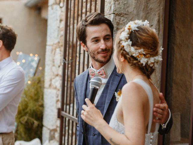 Le mariage de Vincent et Stéphanie à Banon, Alpes-de-Haute-Provence 7