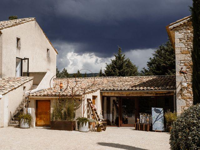 Le mariage de Vincent et Stéphanie à Banon, Alpes-de-Haute-Provence 11