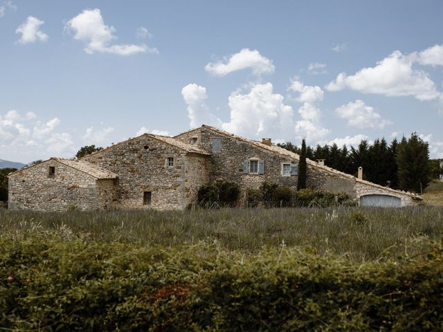 Le mariage de Vincent et Stéphanie à Banon, Alpes-de-Haute-Provence 29