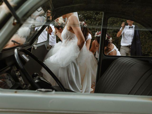 Le mariage de Vincent et Stéphanie à Banon, Alpes-de-Haute-Provence 73