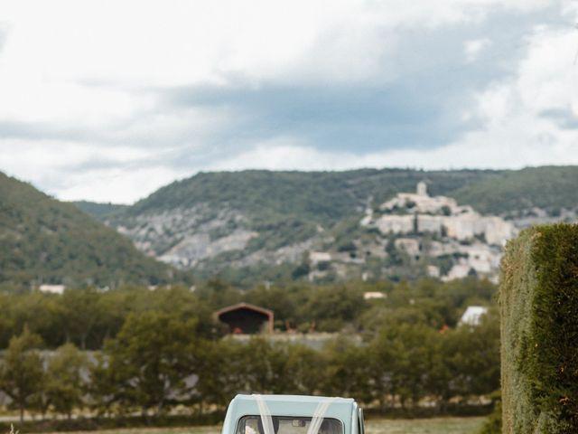 Le mariage de Vincent et Stéphanie à Banon, Alpes-de-Haute-Provence 75