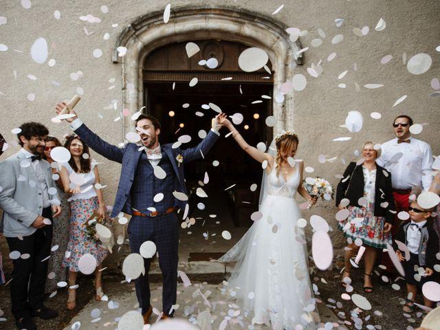 Le mariage de Vincent et Stéphanie à Banon, Alpes-de-Haute-Provence 109