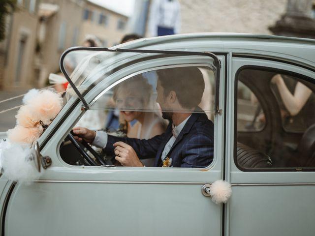 Le mariage de Vincent et Stéphanie à Banon, Alpes-de-Haute-Provence 124