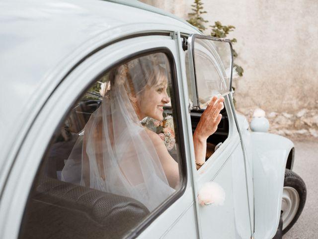 Le mariage de Vincent et Stéphanie à Banon, Alpes-de-Haute-Provence 125