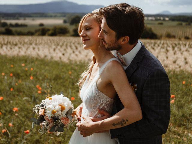 Le mariage de Vincent et Stéphanie à Banon, Alpes-de-Haute-Provence 129