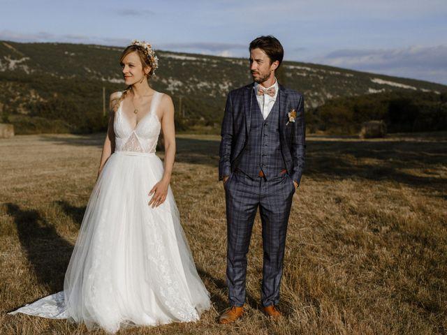 Le mariage de Vincent et Stéphanie à Banon, Alpes-de-Haute-Provence 130
