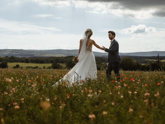 Le mariage de Vincent et Stéphanie à Banon, Alpes-de-Haute-Provence 131