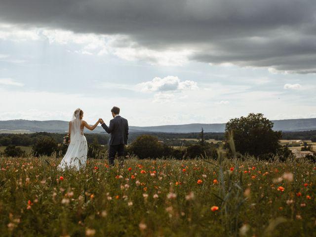 Le mariage de Vincent et Stéphanie à Banon, Alpes-de-Haute-Provence 132