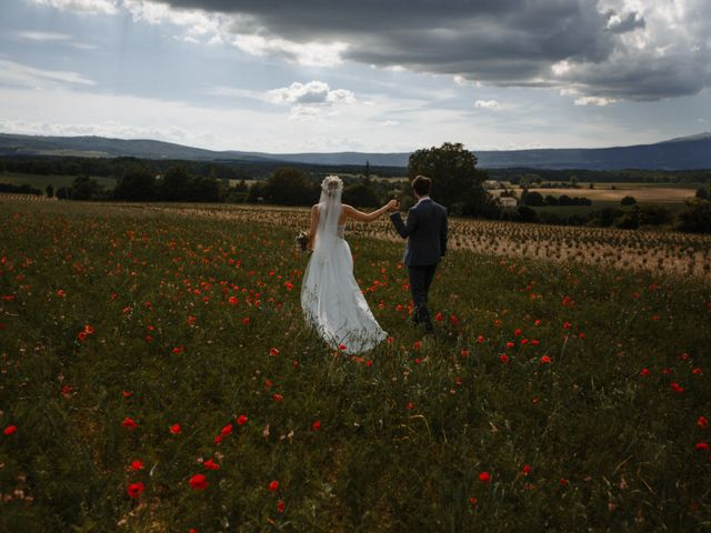 Le mariage de Vincent et Stéphanie à Banon, Alpes-de-Haute-Provence 133