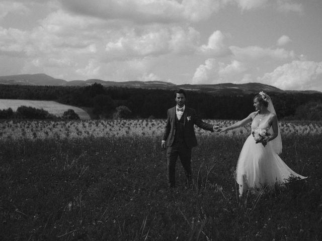 Le mariage de Vincent et Stéphanie à Banon, Alpes-de-Haute-Provence 134