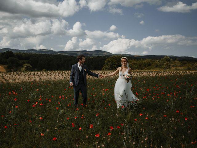 Le mariage de Vincent et Stéphanie à Banon, Alpes-de-Haute-Provence 135