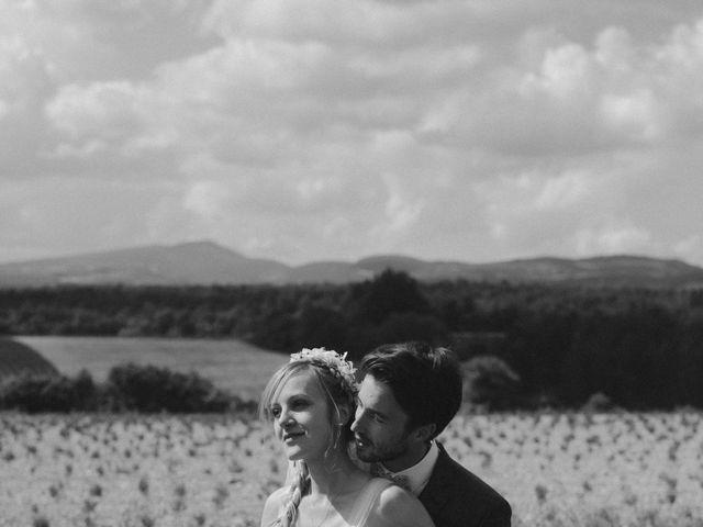 Le mariage de Vincent et Stéphanie à Banon, Alpes-de-Haute-Provence 136