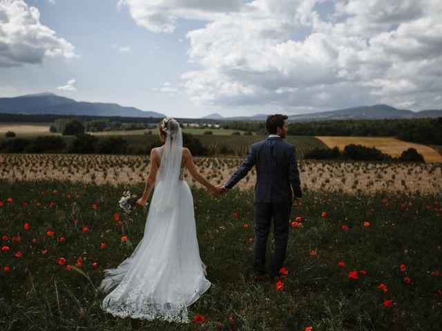 Le mariage de Vincent et Stéphanie à Banon, Alpes-de-Haute-Provence 142