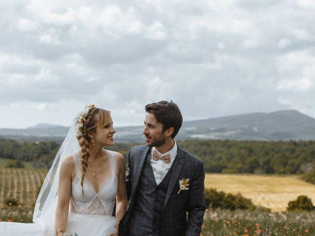 Le mariage de Vincent et Stéphanie à Banon, Alpes-de-Haute-Provence 143