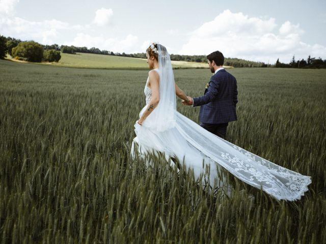 Le mariage de Stéphanie et Vincent
