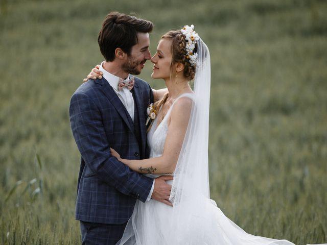 Le mariage de Vincent et Stéphanie à Banon, Alpes-de-Haute-Provence 148