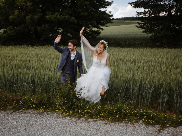 Le mariage de Vincent et Stéphanie à Banon, Alpes-de-Haute-Provence 153