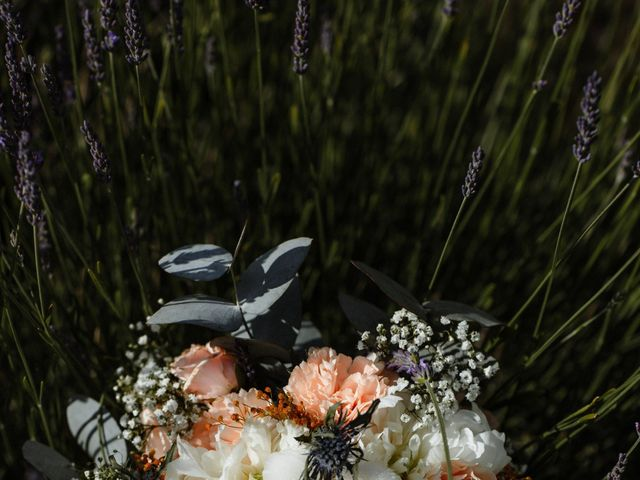 Le mariage de Vincent et Stéphanie à Banon, Alpes-de-Haute-Provence 157