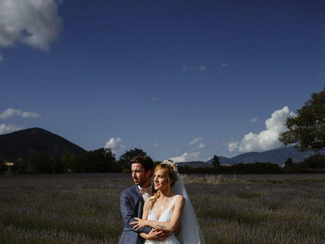 Le mariage de Vincent et Stéphanie à Banon, Alpes-de-Haute-Provence 158