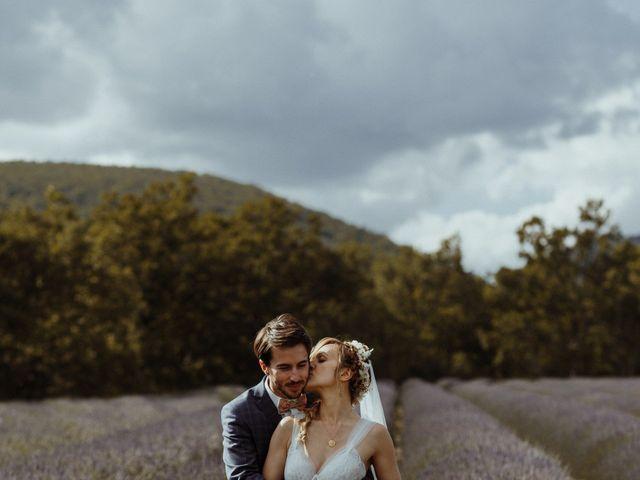 Le mariage de Vincent et Stéphanie à Banon, Alpes-de-Haute-Provence 162