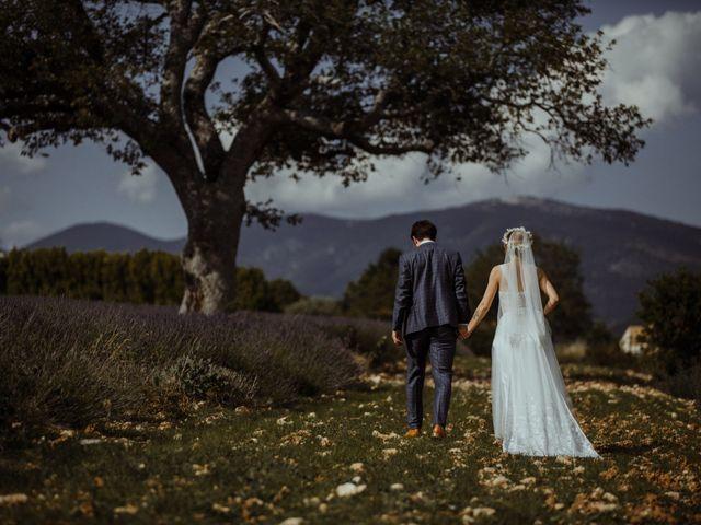 Le mariage de Vincent et Stéphanie à Banon, Alpes-de-Haute-Provence 163