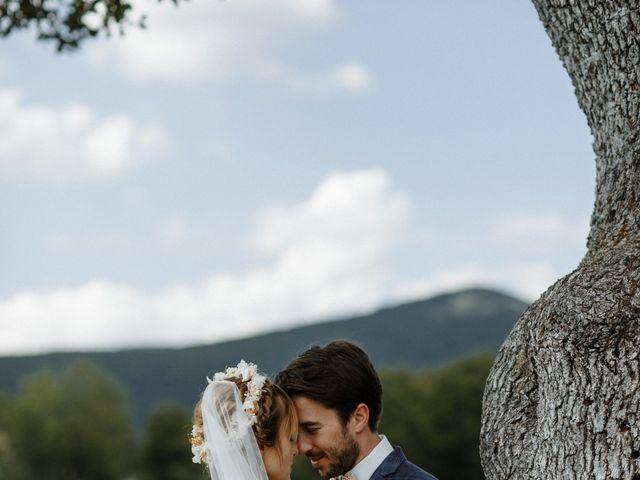 Le mariage de Vincent et Stéphanie à Banon, Alpes-de-Haute-Provence 166