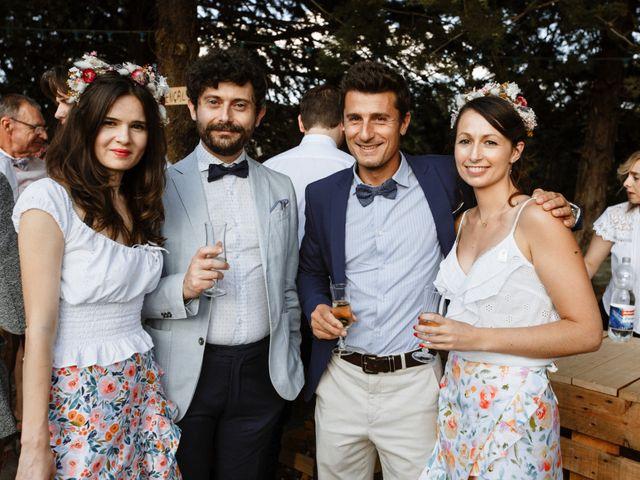 Le mariage de Vincent et Stéphanie à Banon, Alpes-de-Haute-Provence 182