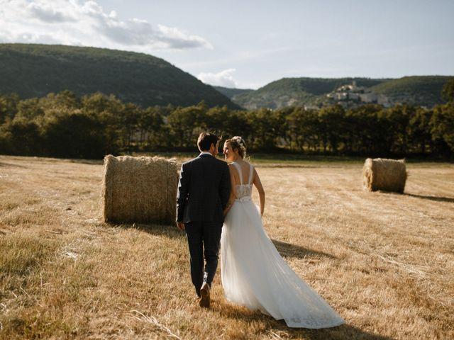 Le mariage de Vincent et Stéphanie à Banon, Alpes-de-Haute-Provence 189