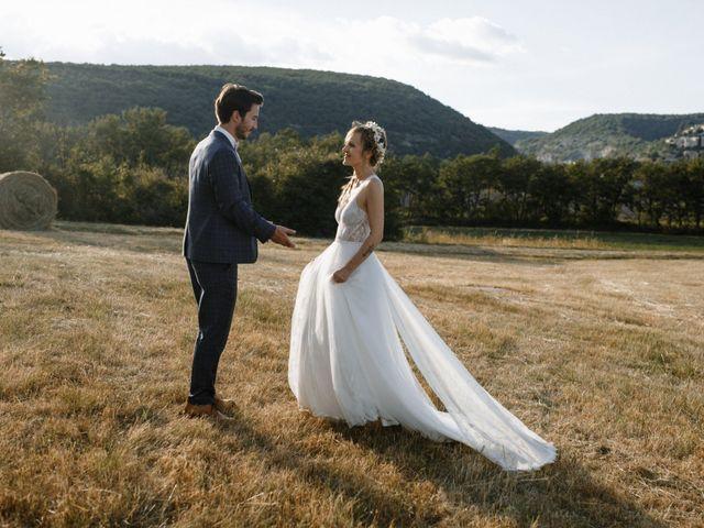 Le mariage de Vincent et Stéphanie à Banon, Alpes-de-Haute-Provence 196