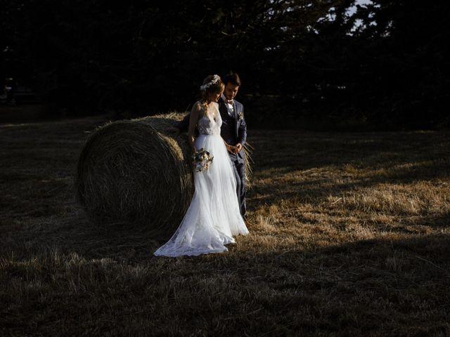 Le mariage de Vincent et Stéphanie à Banon, Alpes-de-Haute-Provence 206