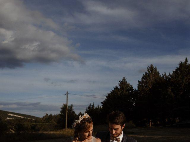 Le mariage de Vincent et Stéphanie à Banon, Alpes-de-Haute-Provence 207