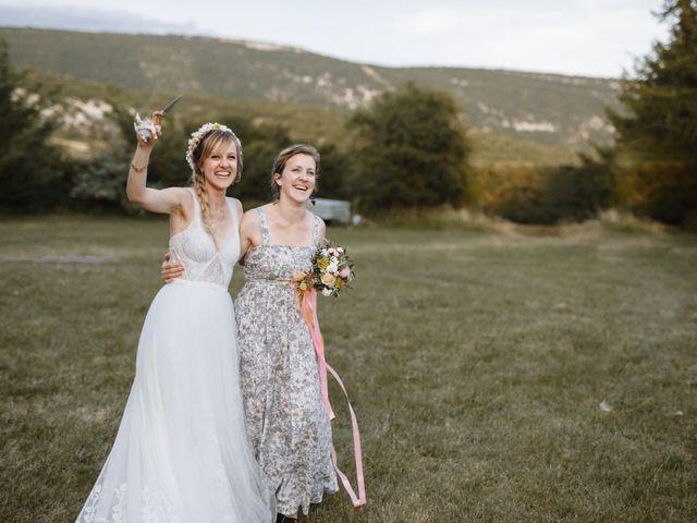 Le mariage de Vincent et Stéphanie à Banon, Alpes-de-Haute-Provence 234