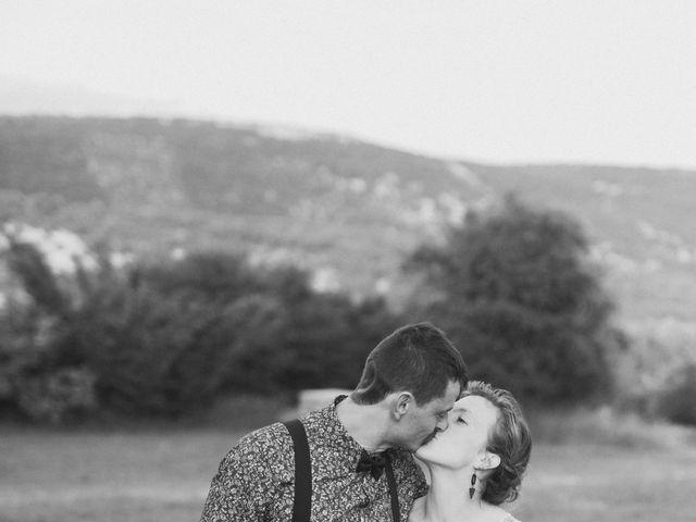 Le mariage de Vincent et Stéphanie à Banon, Alpes-de-Haute-Provence 237