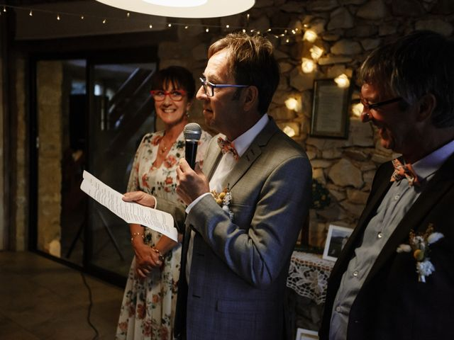 Le mariage de Vincent et Stéphanie à Banon, Alpes-de-Haute-Provence 256