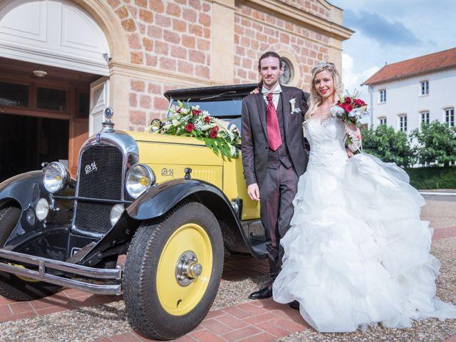 Le mariage de Anthony et Elodie à Le Coteau, Loire 4