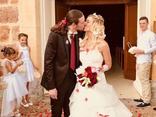 Le mariage de Anthony et Elodie à Le Coteau, Loire 7