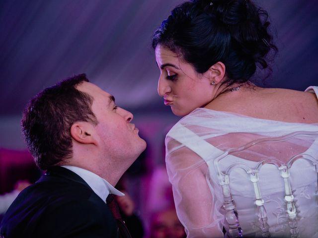 Le mariage de Daniel et Fanny à Le Coudray-Montceaux, Essonne 4