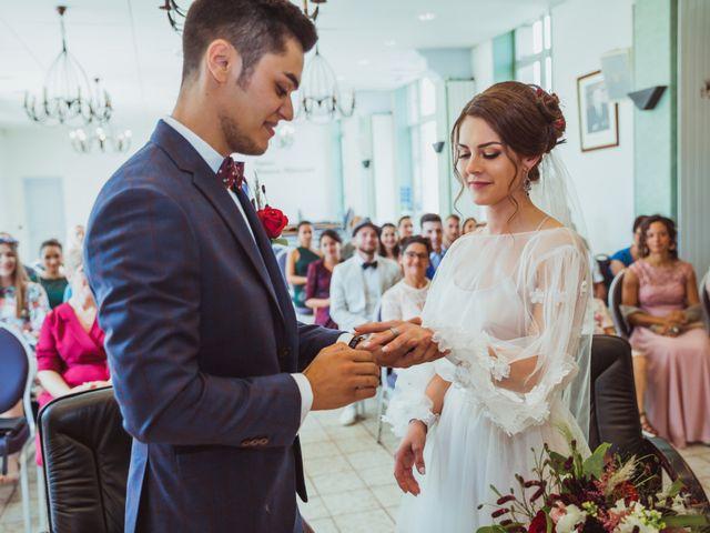 Le mariage de Arneau et Marianna à Reuilly, Indre 30