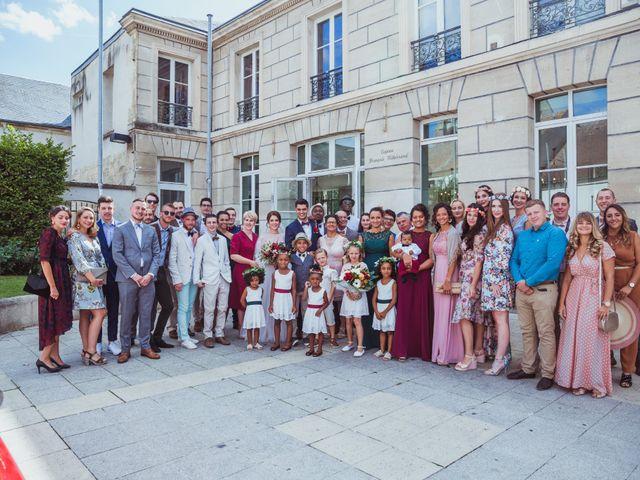 Le mariage de Arneau et Marianna à Reuilly, Indre 39